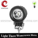 Round Chrome2 Inch Mini 10W CREE Chip LED Work Light