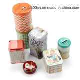 New Arrival High Fashion Gift Metal Tin Tea/Candy Packaging Box
