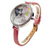 Wholesale Latest New Fashion Women′s Stainless Steel Wrist Watch