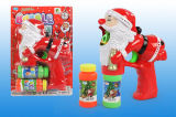 Christmas Toys, Musical Santa Claus Bubble Gun