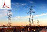 Hvdc Cross-Mountain Lattice Overhead Power Transmission Steel Structure Tower