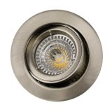 Die Cast Aluminum GU10 MR16 Round Tilt Recessed LED Downlight (LT1300)