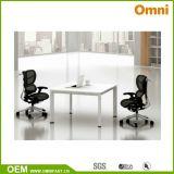New Modern Elegant Style White Office Desk (OM-DESK-1)