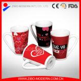 Wholesale Valentines Ceramic Gift Mug in Decal Print