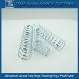 Wire Compression Galvanized 65mn Steel Springs