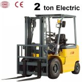 2 Ton Electric Forklift Truck with Curtis Controller (CPD20)