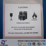 Customized Warning Adhesive Sticker (SZ14041)