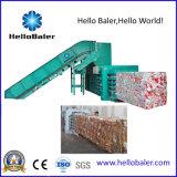 Automatic Horizontal Press Baling Machine for Paper, Cardboard
