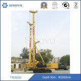 Original CAT Base TR360D Rotary Drilling Machine