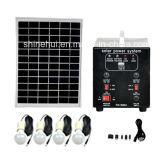 Solar Power Energy with Solar Panel 100W