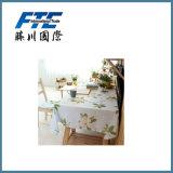 Linen Home Living Plants Printed Table Cloth