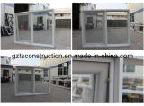 Customized Aluminium Awning Window with As2208 Double Glazing Glass and Crimsafe Screen
