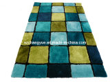 Polyester Modern Shaggy Carpets Rugs for Kids