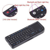 K100bt Mini Key Bluetooth Keyboard Air Mouse Remote Control