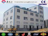 Multi-Floor Industrial Buiding/Steel Structure Prefabricated Workshop Warehouse Storage (JW-16244)