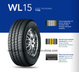 PCR Tire 195r14c, Z Groove Car Tire, Radial LTR