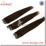 Keratin Hair Mirco Ring Hair Extension Human Hair