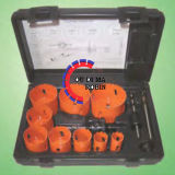 Bi-Metal Hole Saw Kits, Hole Saws, Hole Saw (5017)