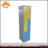 Jas-015 Cheap Staff Changing Room Clothes Steel Z Shape Locker