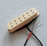 St Style Double Coil Single Guitar Pickup with Low Noise