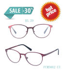 New Metal Optical Frame Doulbe Color