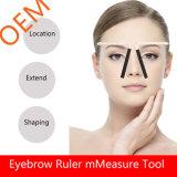 Permanent Eyebrow Balance Ruler Brow Template DIY Make up Tools