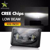 "Rectangle 7inch LED Headlight 12volt Hi/Lo Light 4""*6"" LED Headlight"