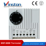 Electronic / Electromagnetic Floor Heating Room Thermostat 24VAC to 220V (WST-8000)