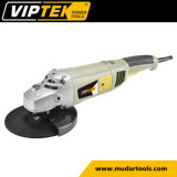 180mm Professional Power Tool with Long Handle Angle Grinder