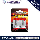 1.5V Digital Battery Dry Battery with 7 Years Shelf Life for Photo Photoflash (LR20-D AM-1)
