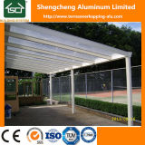 Outdoor Use Pergola with More Than 10 Years Warranty