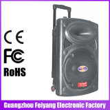Feiyang/Temeisheng Rechargeable Portable Wireless System Transformer Trolley Bluetooth Speaker---6827D