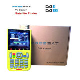 Freesat V8 3000mA Lithium Battery Digital Satellite Finder DVB-S2 MPEG-2/MPEG-4