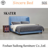 Sk19 American Style Fabric Bed