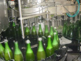 5000-48000bph Glass Bottle Beer Filling & Crown Capping Monobloc Machine