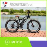 26 Inches 36V 500W Aluminum Alloy Electric Fat Tire Bike Suspension Fork Fat Tire E-Bike