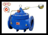 "Remote Control Float Ball Valve 100X (11/2""-32"")"
