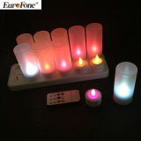 LED Birthday Wedding Light Candle with Remote
