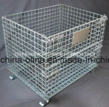 Stackable Foldable Wire Mesh Container (1100*1000*890)