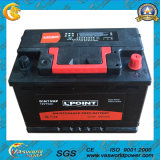 DIN 12V74ah Mf Automobile Battery