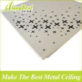 2017 Wood Color Aluminum Acoustical Ceiling Tiles