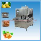 Electric Pineapple Fruit Peeling Machine / Expert Supplier of Fruit Peeling Machine