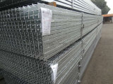 Special Steel Grating--Round Bar Welded in The Middle of Every Flat Bar
