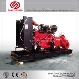 5inch 135kw Diesel Fire Pump Outflow 540m3/H Pressure 6bars