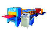Ce High Quality Metal Roofing Panel Tile Roll Forming Machine