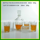 Crystal Glass Bottle (16-0919)