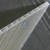 High Quality 3-Wall Clear Polycarbonate Sheet PC Triple Wall Sheet