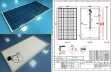 250W Polycrystalline Solar Panel PV Module with Ce TUV ISO Approved