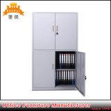 Colourful 4 Door Office Steel Cupboard Metal File Cabinet