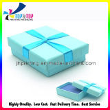 Luxury Paper Gift Box with Ocean Blue Color